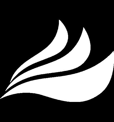 Stylized Leaf Icon
